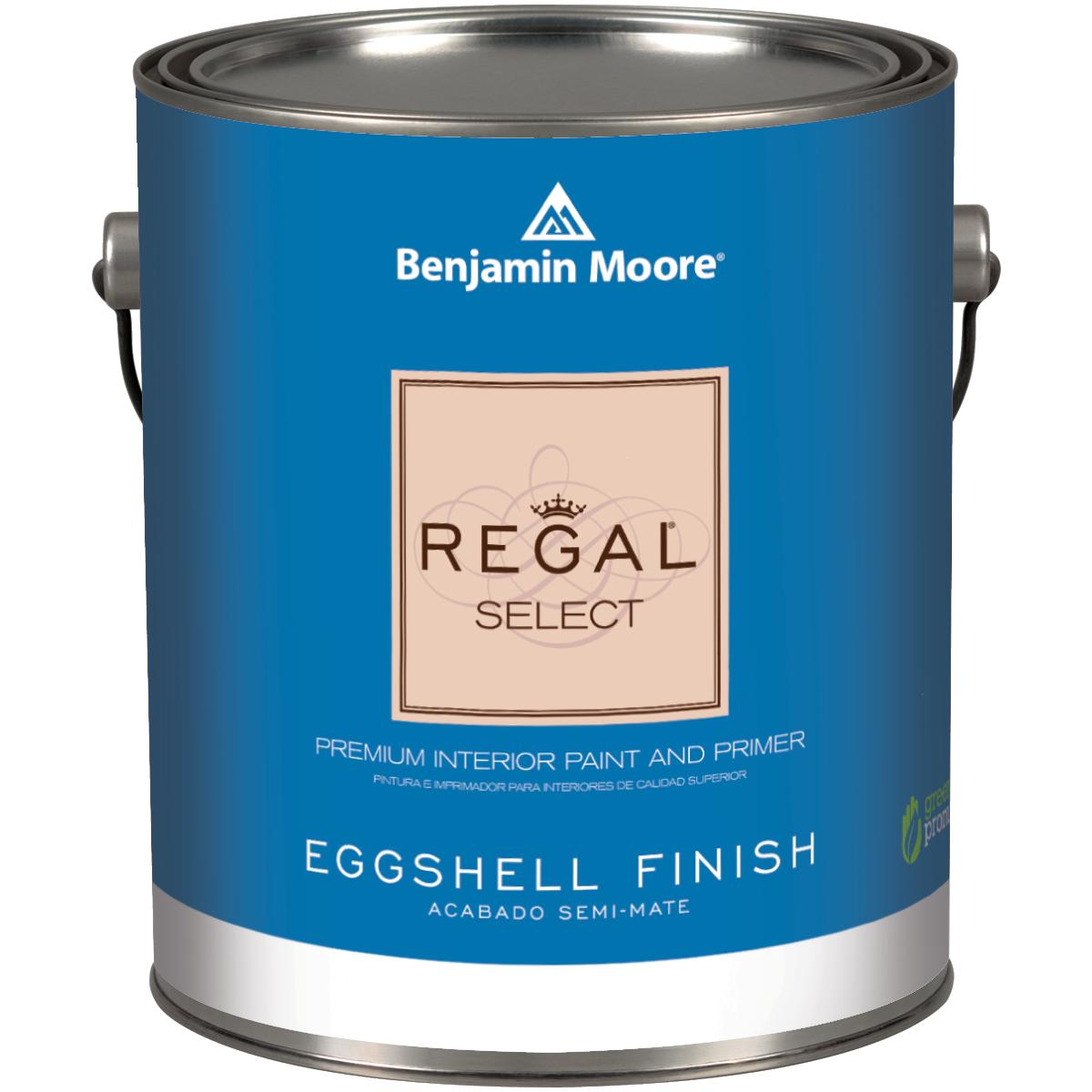 Regal select waterborne interior paint leslie street - Eggshell paint in bathroom ...